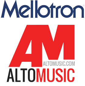 Mellotron at Alto Music